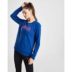 f150e1f60290f Calvin Klein Performance Box Logo Crew Sweatshirt ...
