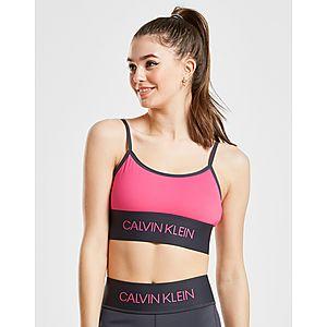 8bda5019c5e1a Calvin Klein Performance Icon Sports Bra ...