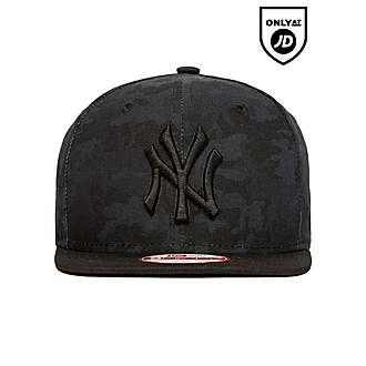 New Era 9FIFTY MLB New York Yankees Camo Snapback Cap