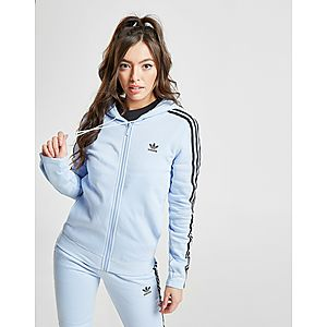 e2e5d1d1329f adidas Originals 3-Stripes Full Zip Hoodie ...