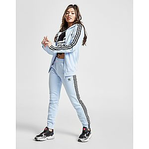 e588af48c05 ... adidas Originals 3-Stripes Full Zip Hoodie