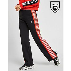 buy online bfccc 9153f adidas Originals Wide Leg Joggers adidas Originals Wide Leg Joggers