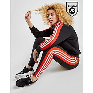 1efdec7d2fd3 adidas Originals 3-Stripes Leggings ...