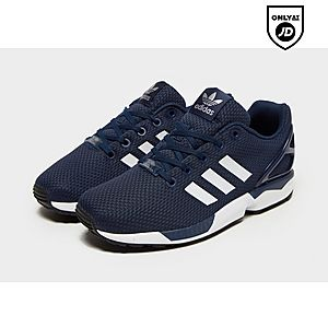 buy online af4f6 8b791 adidas Originals ZX Flux Junior adidas Originals ZX Flux Junior