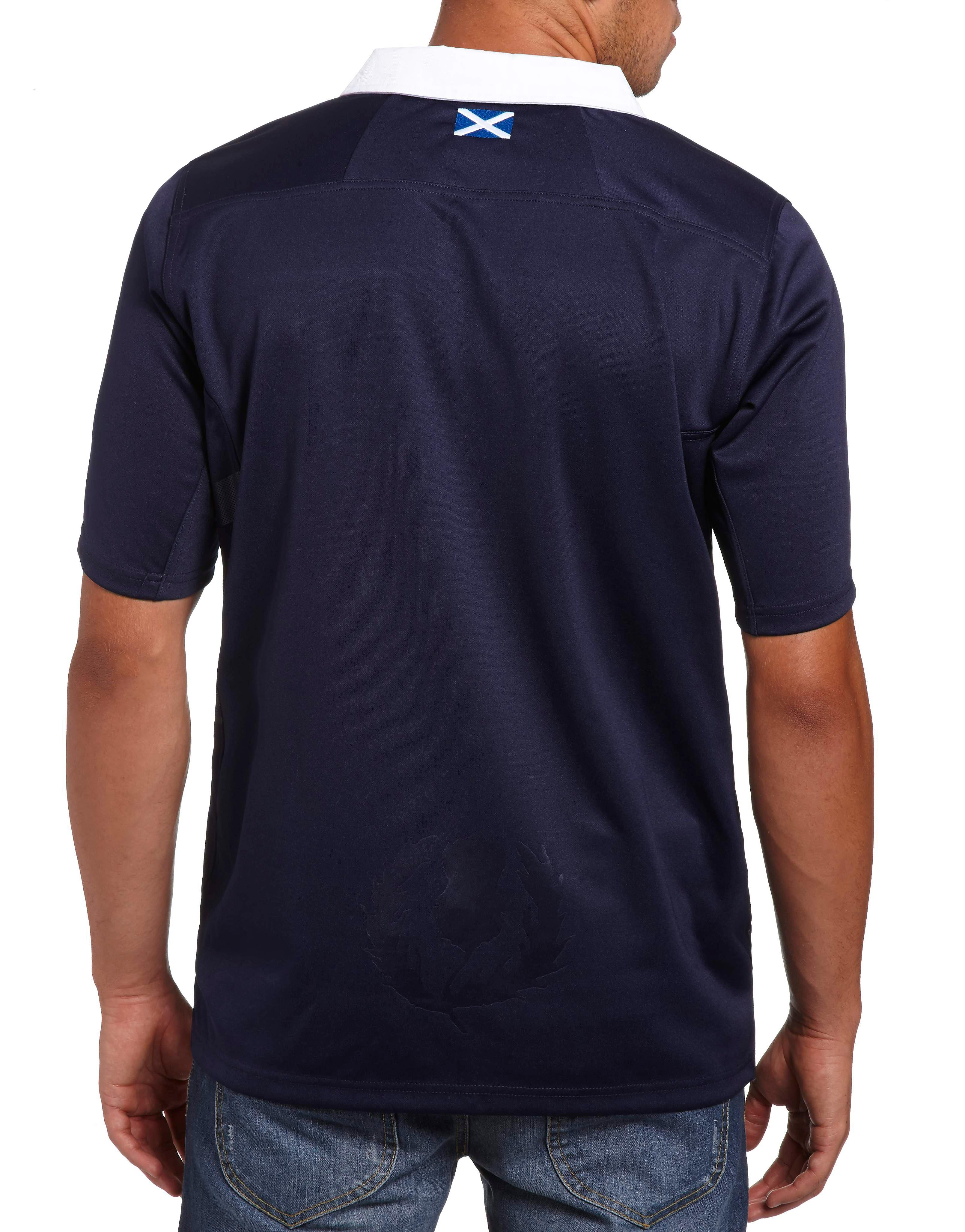 Macron Scotland Rugby Union 2013/14 Home Shirt
