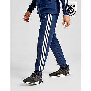 2e37951b558 adidas Badge of Sport 3-Stripes Fleece Joggers Junior ...