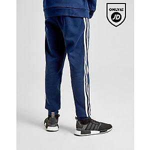 30507d57b71b ... adidas Badge of Sport 3-Stripes Fleece Joggers Junior