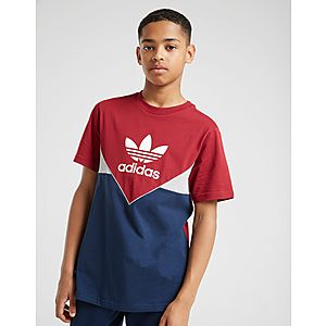 ... adidas Originals Colorado Colour Block T-Shirt Junior e1a4a91f4