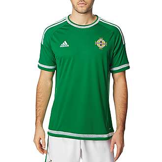 adidas Northern Ireland 2015 Home Shirt