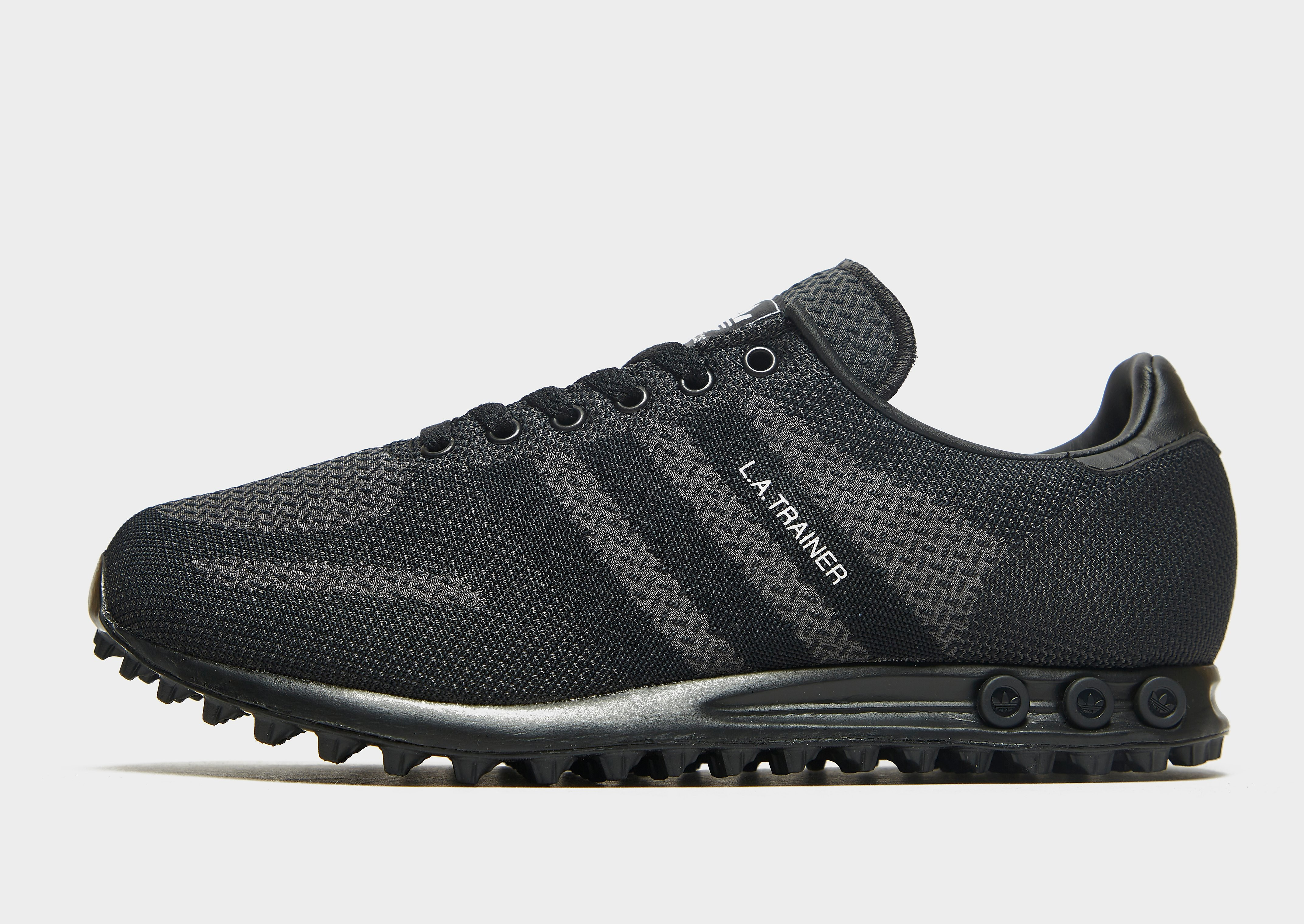 Adidas LA Trainer herensneaker zwart