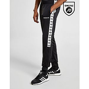 5b2483a7bd39 adidas Originals Tape Poly Track Pants adidas Originals Tape Poly Track  Pants
