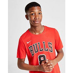 fda890c5b Nike NBA Lavine Chicago Bulls T-Shirt Junior ...