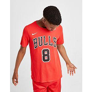 491d50f8481c ... Nike NBA Lavine Chicago Bulls T-Shirt Junior