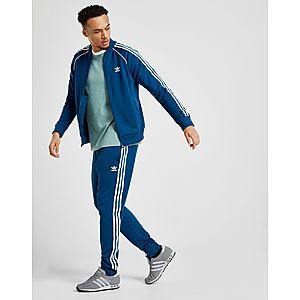 35d22956ef6 adidas Originals Superstar Cuffed Track Pants ...