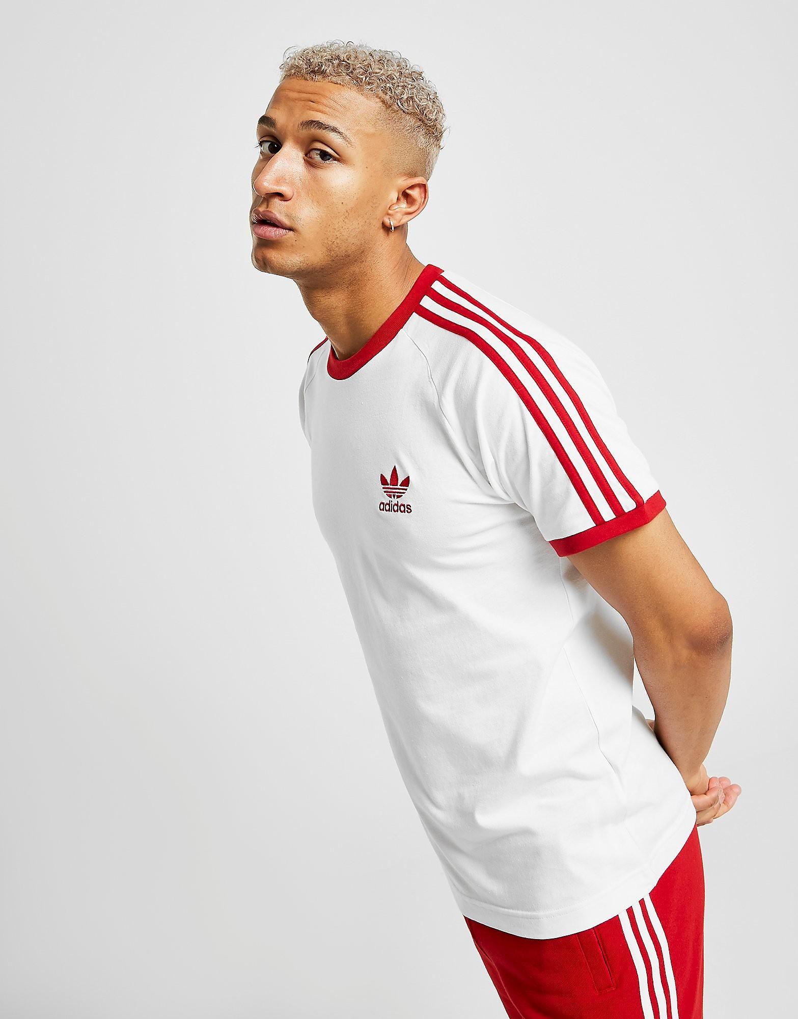 T-shirt Korte Mouw adidas  3-Stripes T-shirt