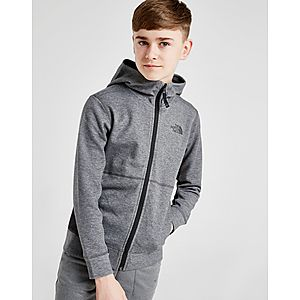 6d245586a03f The North Face Slacker Full Zip Hoodie Junior ...