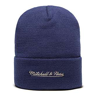 Mitchell & Ness University of Notre Dame Knitted Cuff Hat
