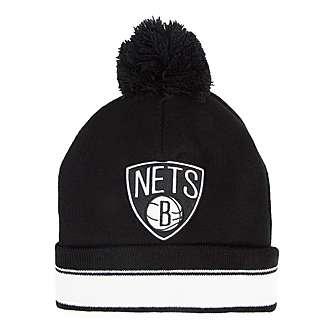 Mitchell & Ness NBA Brooklyn Nets Bobble Hat