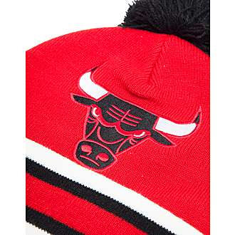 Mitchell & Ness NBA Chicago Bulls Bobble Hat