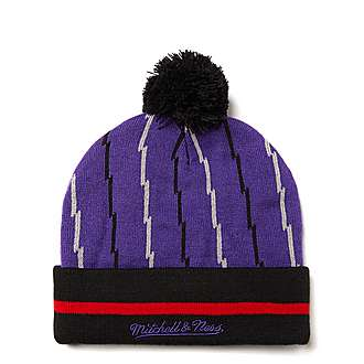 Mitchell & Ness NBA Toronto Raptors Bobble Hat