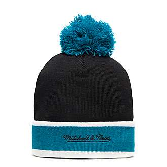 Mitchell & Ness NHL San Jose Sharks Bobble Hat