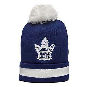 Mitchell & Ness NHL Toronto Maple Leafs Bobble Hat