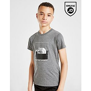 the best attitude bb48f eacb1 ... The North Face Box Logo T-Shirt Junior