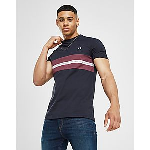702c6774401 Fred Perry Sports Tape T-Shirt ...