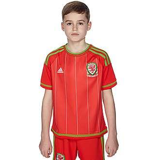 adidas Wales 2015 Junior Home Shirt