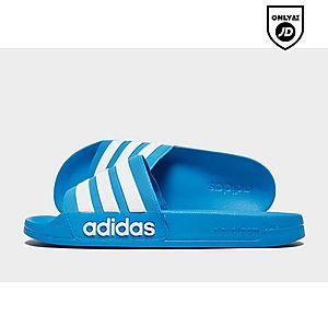 347cd7695 adidas Originals Adilette Cloudfoam Slides ...