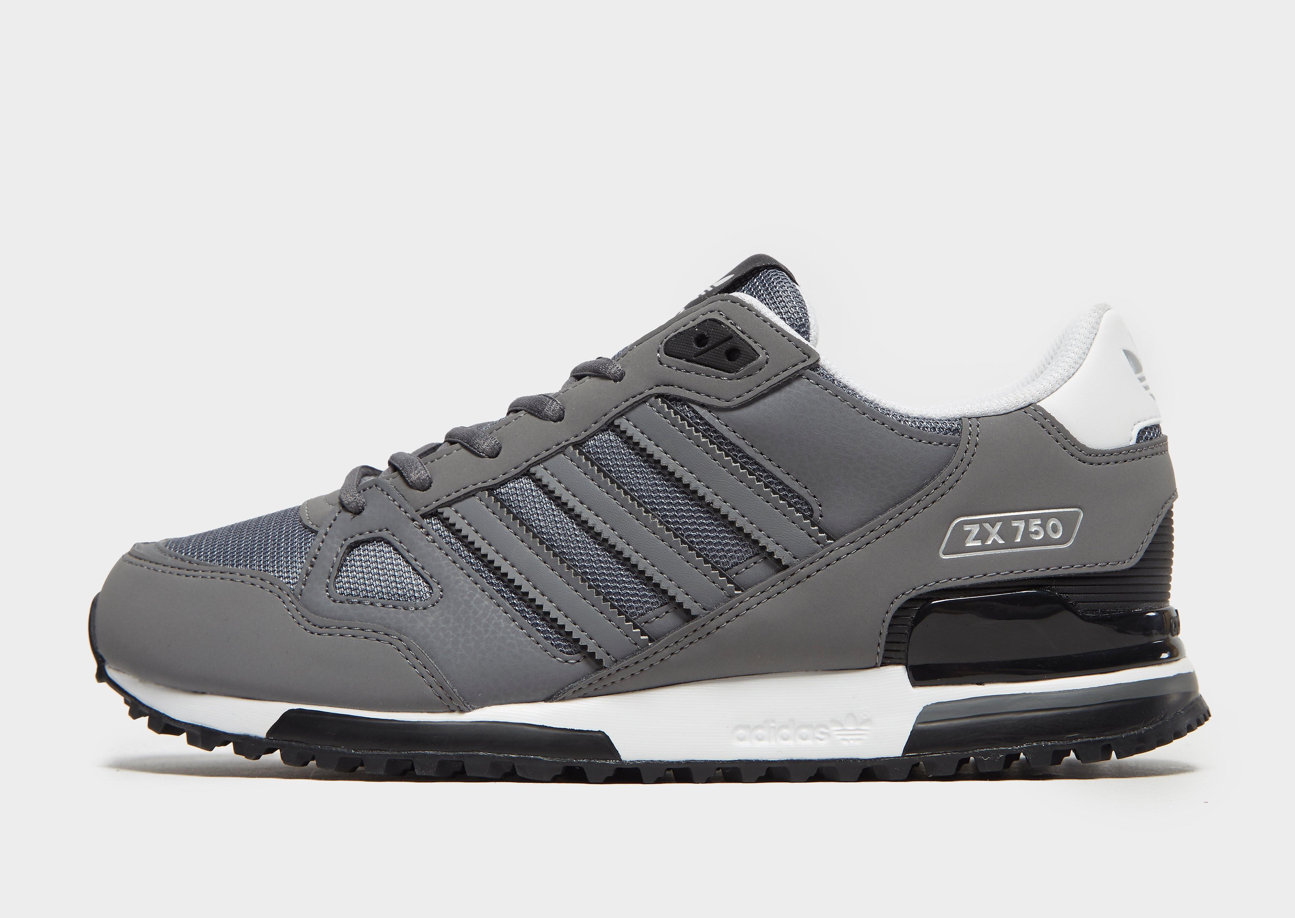 adidas originals heren zx 750 sneakers marineblauw