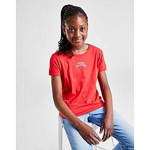 promo code e05a9 63b13 Tommy Hilfiger Girls  Logo T-Shirt Junior ...
