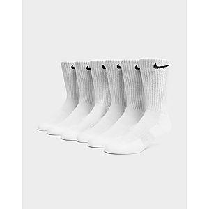 newest 265b8 a72d3 Nike 6 Pack Cushion Crew Socks ...