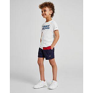 cdef21c0ec0b Tommy Hilfiger Flag Swim Shorts Children Tommy Hilfiger Flag Swim Shorts  Children
