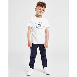 48b5be6fa92bcd ... Tommy Hilfiger Print Logo T-Shirt Children