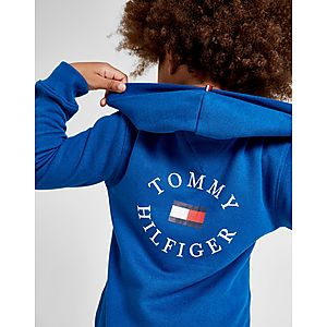 9c3b37adf ... Tommy Hilfiger Logo Full Zip Hoodie Children