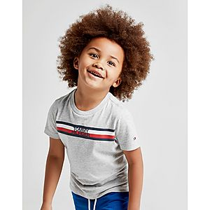 d496a9c82 ... Tommy Hilfiger Essential Panel T-Shirt Children