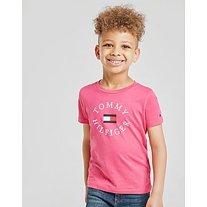 b46397e73 ... Tommy Hilfiger Print Logo T-Shirt Children