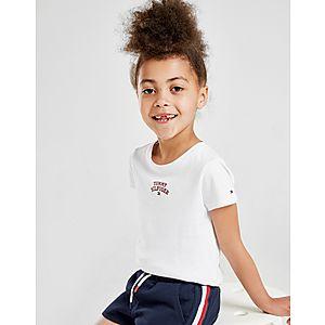 c480c3a31bec ... Tommy Hilfiger Girls  Logo T-Shirt Children