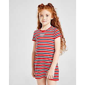 7472a6b70 Tommy Hilfiger Girls' Stripe Logo Dress Children ...