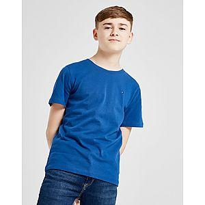 f1e60798f12 Tommy Hilfiger Small Flag T-Shirt Junior ...