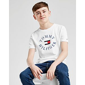 a36a75049b6f1d Tommy Hilfiger Essential Graphic T-Shirt Junior ...