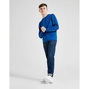 d8bb4ed3018087 Tommy Hilfiger Flag Sweatshirt Junior Tommy Hilfiger Flag Sweatshirt Junior