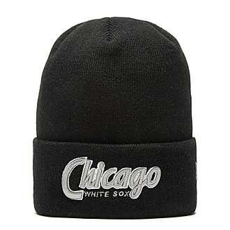 New Era MLB Chicago White Sox Script Cuff Hat