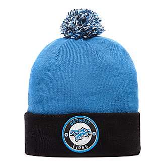 New Era NFL Detroit Lions Circle Knit Hat