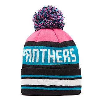 New Era NFL Carolina Panthers The Jake Knitted Hat