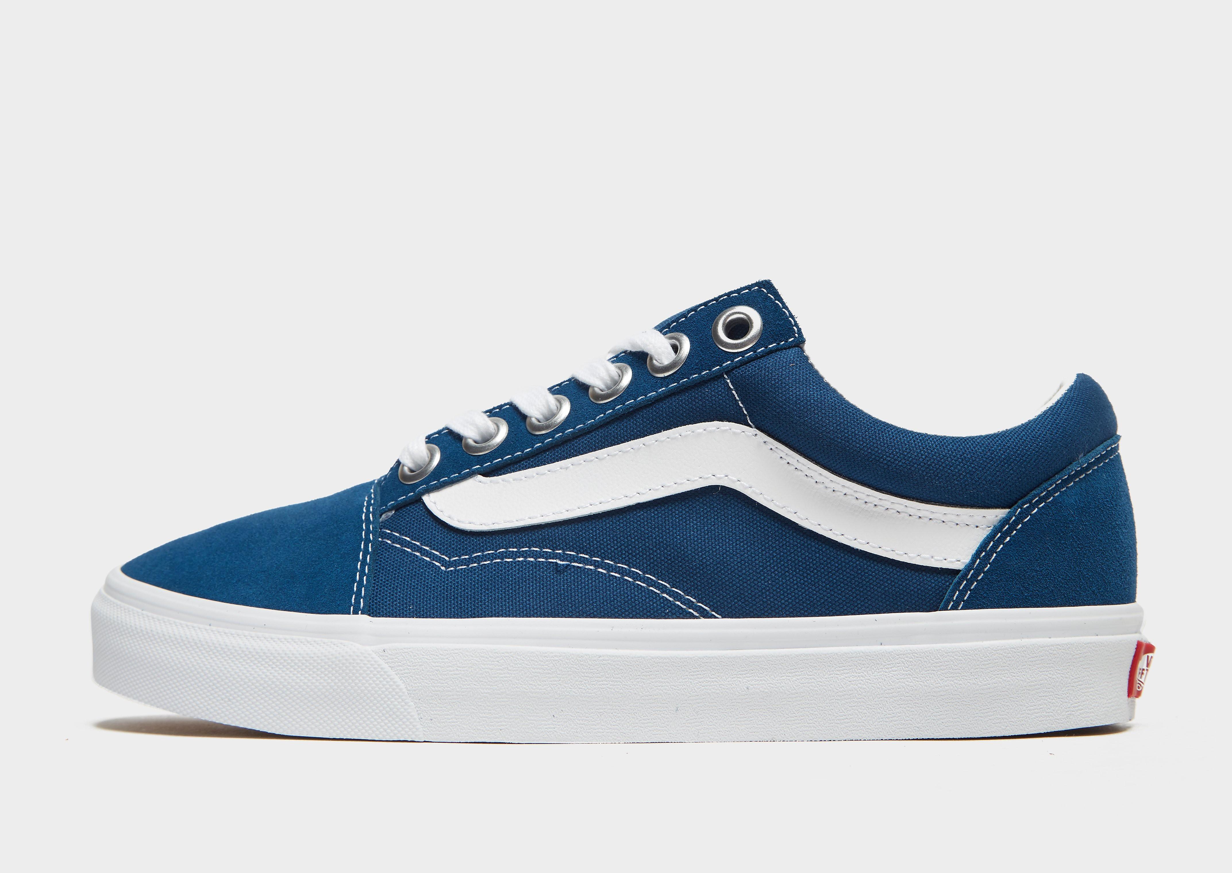 Vans Old Skool OS Heren - Blauw - Heren