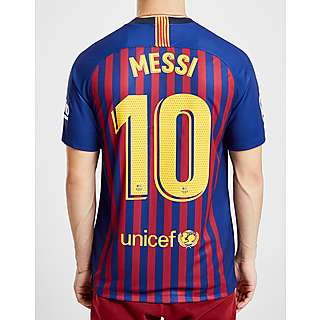 06cd2356893 Nike FC Barcelona 2018 19 Messi  10 Home Shirt