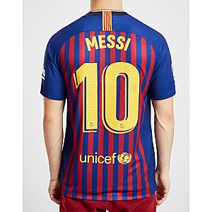 Nike FC Barcelona 2018 19 Messi  10 Home Shirt ... b7bb6387bd9d