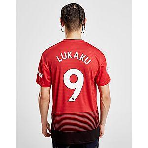 adidas Manchester United FC 2018 19 Lukaku  9 Home Shirt ... 605a86d8f